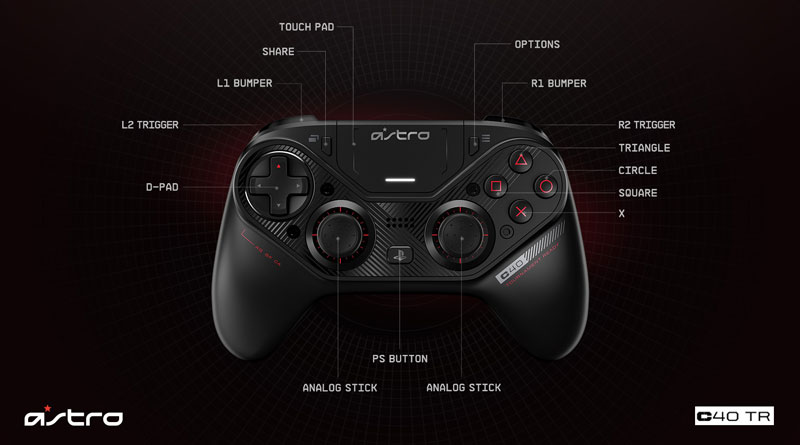 Headset legend Astro just made a $200 controller that's as elite as they come