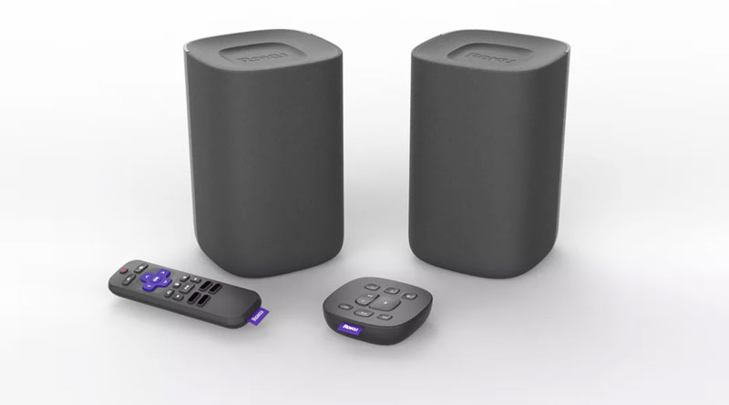 Roku TV Wireless Speakers launch November 16th for $200