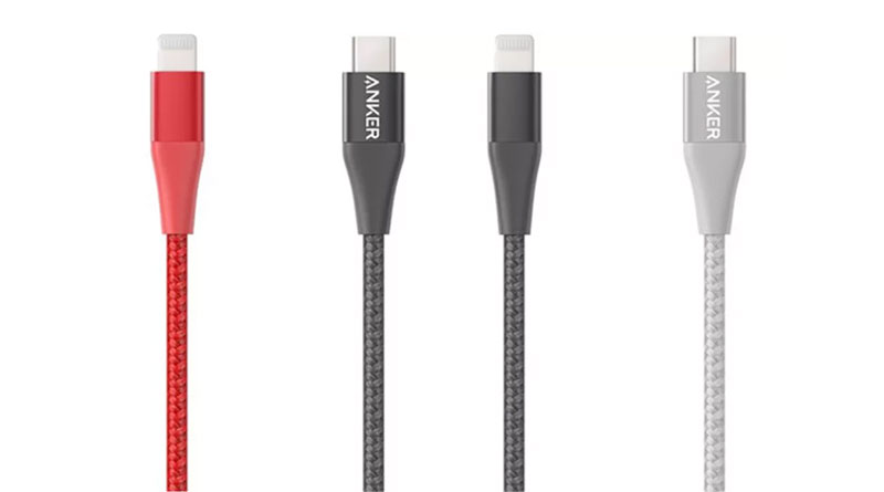 Anker is making USB-C to Lightning cables